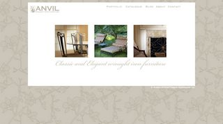 Anvil Wrought Iron Furniture