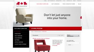 Quality Canadian Furniture