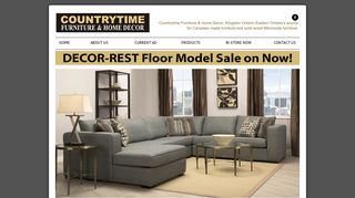 Country Time Furniture