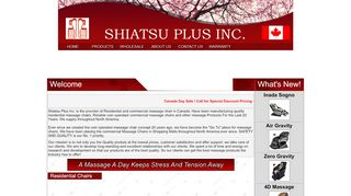 Shiatsu Plus Inc
