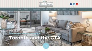 Pearl Street Home Staging