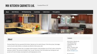 MH Kitchen Cabinets