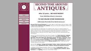 Second Time Around Antiques