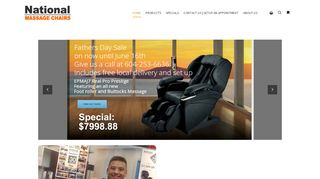 National Massage Chair