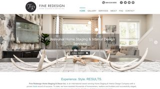 Fine Redesign Home Staging